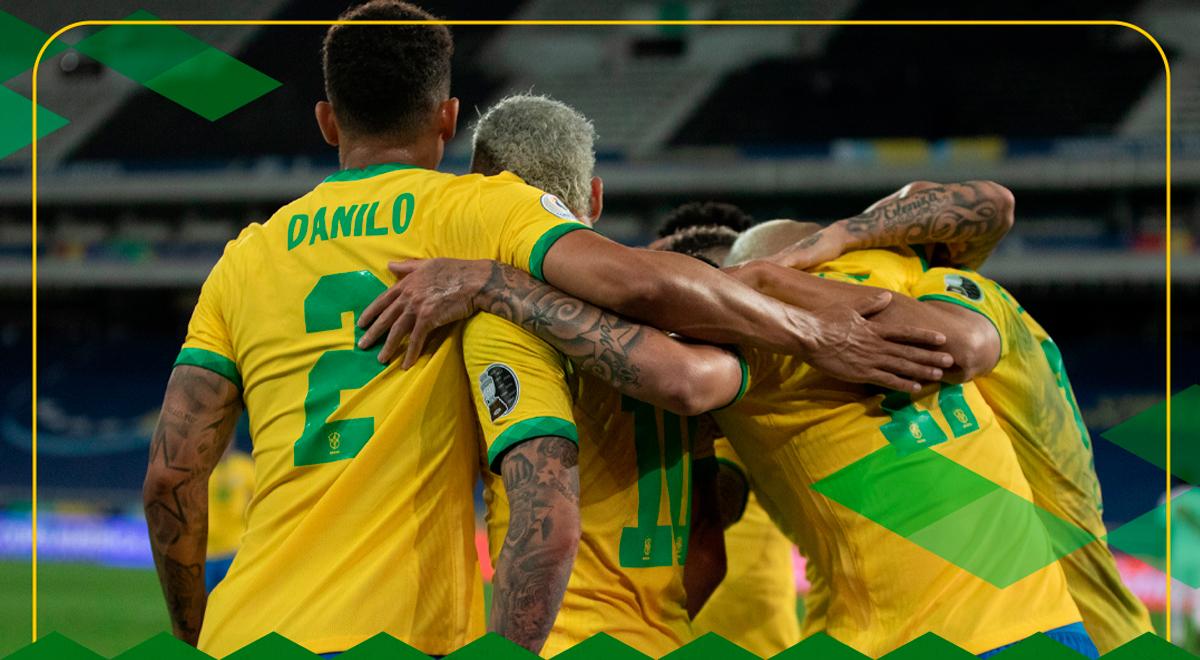 Brasil gana a Perú 1-0: gol de Paquetá dio la victoria a la 'carinha'