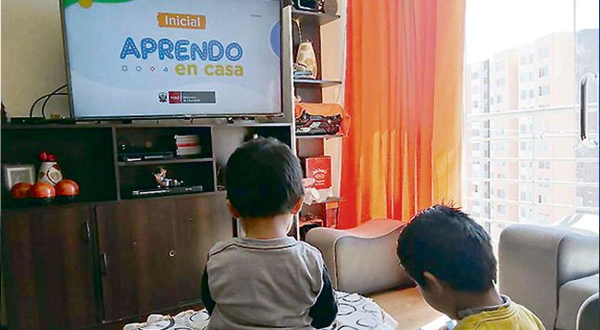 Aprendo en casa EN VIVO online vía TV Perú y Radio ...