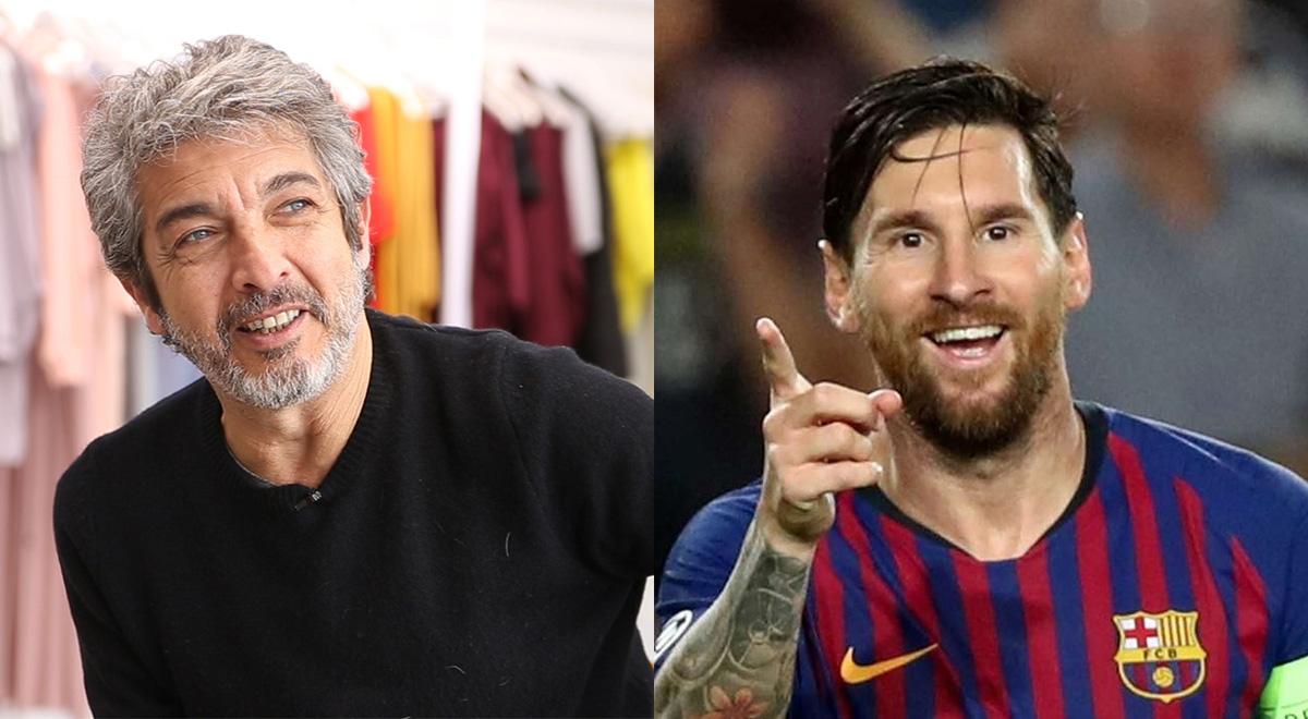 El día que Lionel Messi fue chofer del actor Ricardo Darín
