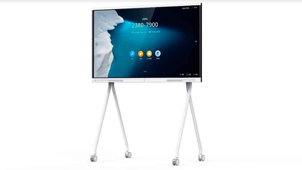 Sumtec presenta la nueva IdeaHub Board de Huawei [FOTO]
