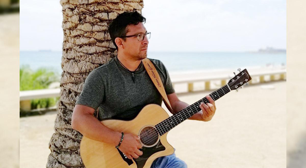 Carlos Giron se reinventa presentará nueva producción discográfica