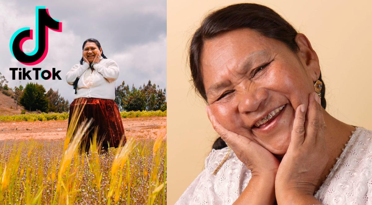 'La dulce mamá Lucy': Adulta mayor es tendencia en TikTok con sus consejos de vida [VIDEO]