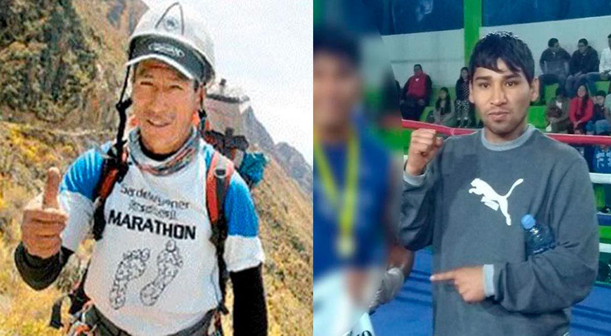 Arequipa: hallan cadáver de entrenador de boxeo en lo profundo de un acantilado