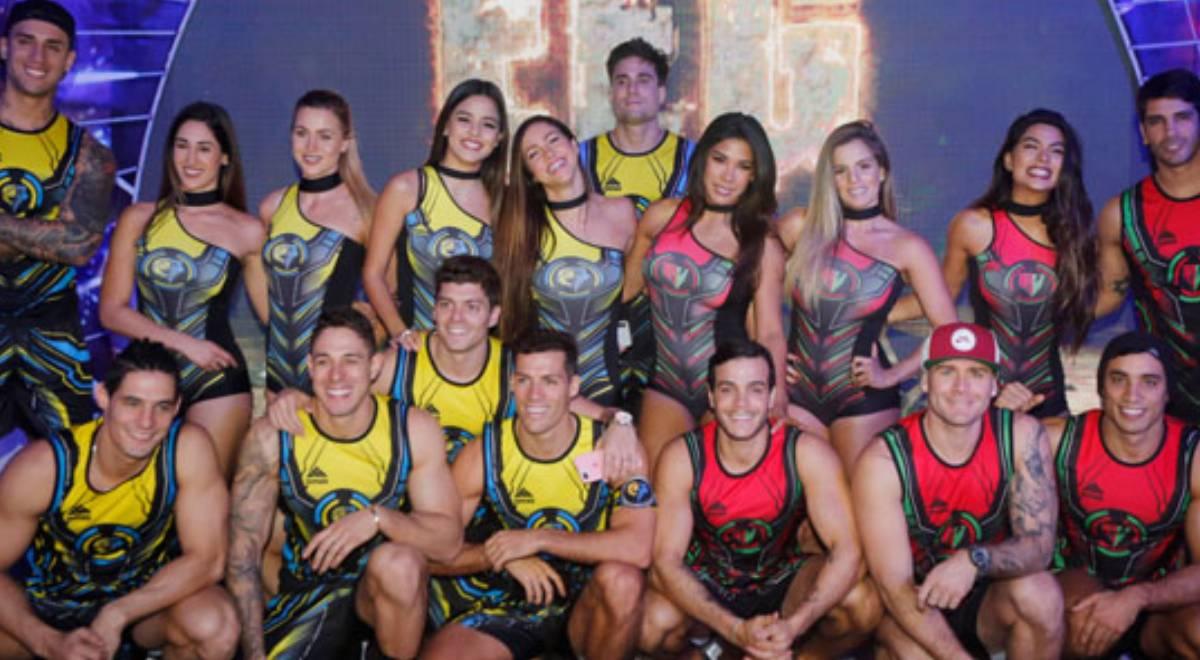 Competidores de Esto es guerra son evaluados para representar en EEG Costa Rica
