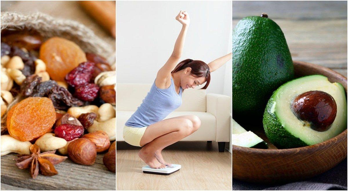 Cómo ganar peso de forma saludable