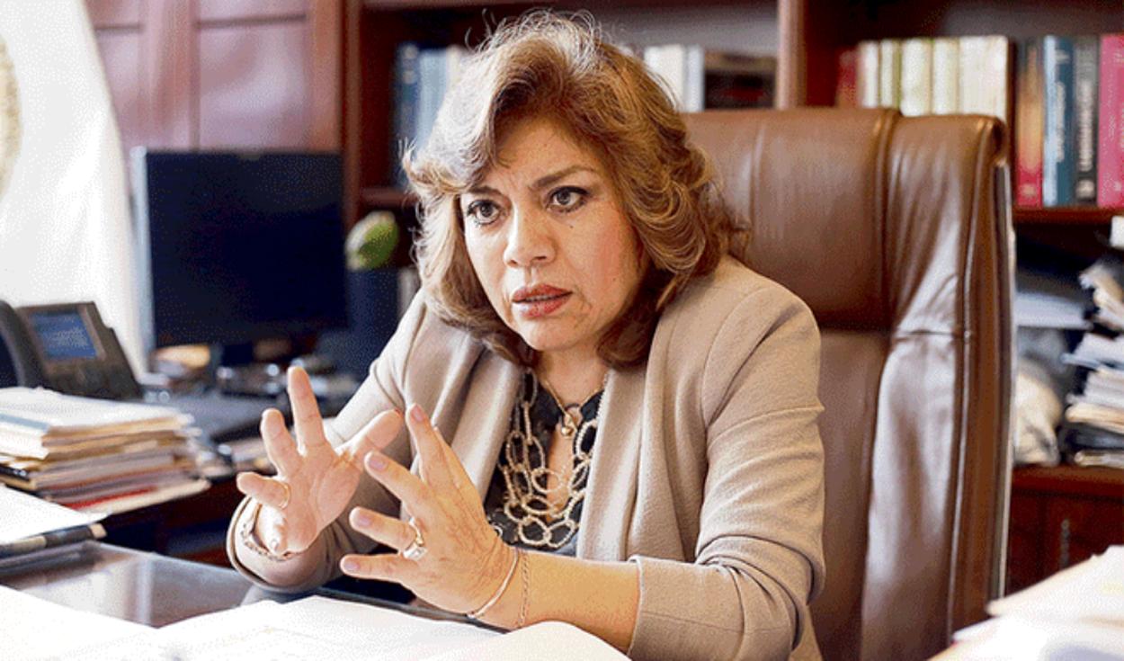 """Zoraida Ávalos sobre moción del Congreso: """"Es una invitación bajo amenaza"""""""