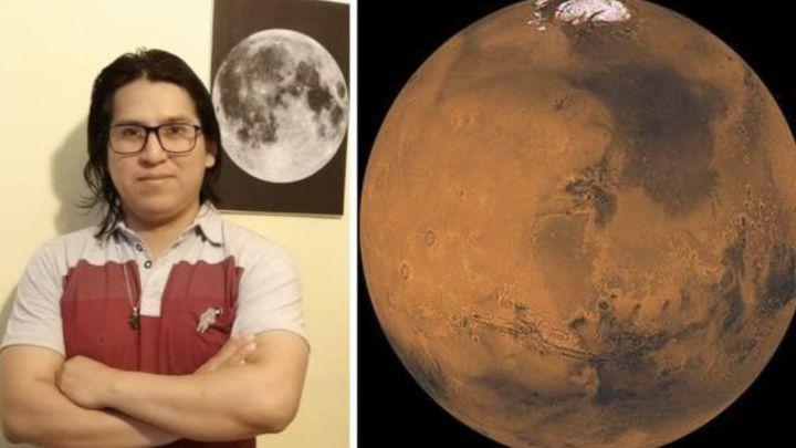 ¡Orgullo total! Gustavo Jamanca Lino: el ingeniero peruano que busca crear campo agrícola en Marte