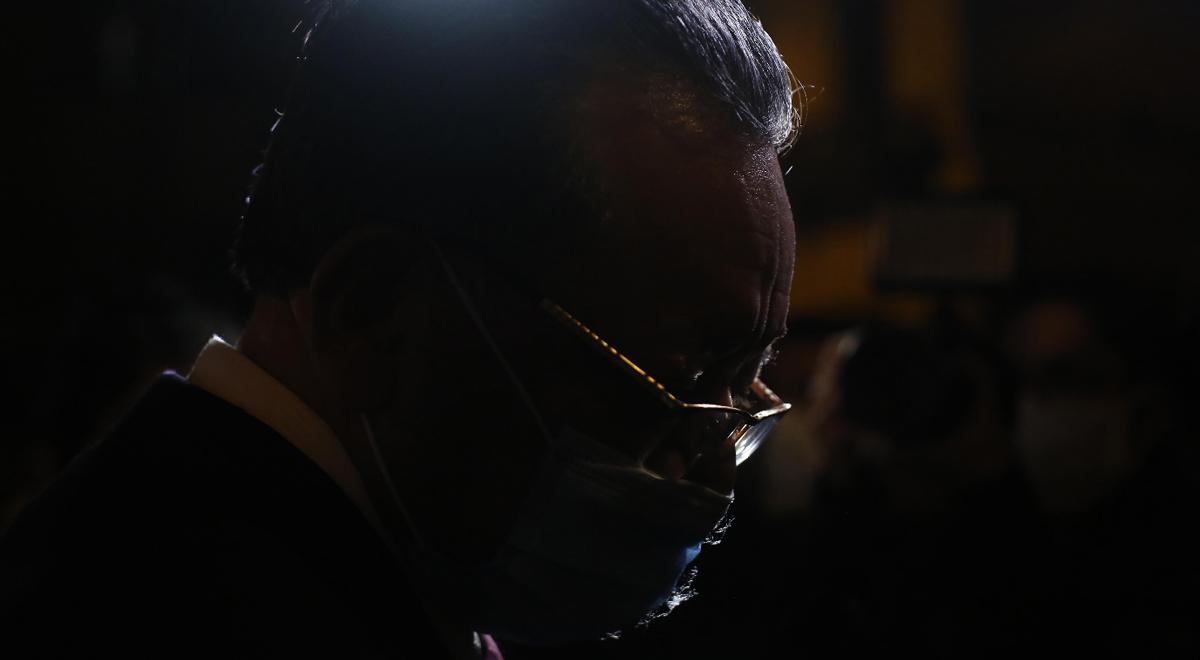 Congreso aprobó denuncia contra Edgar Alarcón por enriquecimiento ilícito