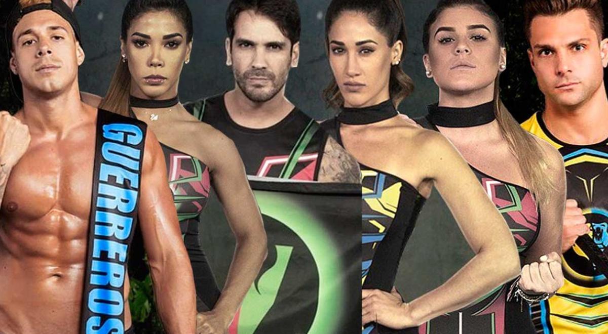 EEG: Conoce a los competidores que representan a Perú en Guerreros Puerto Rico