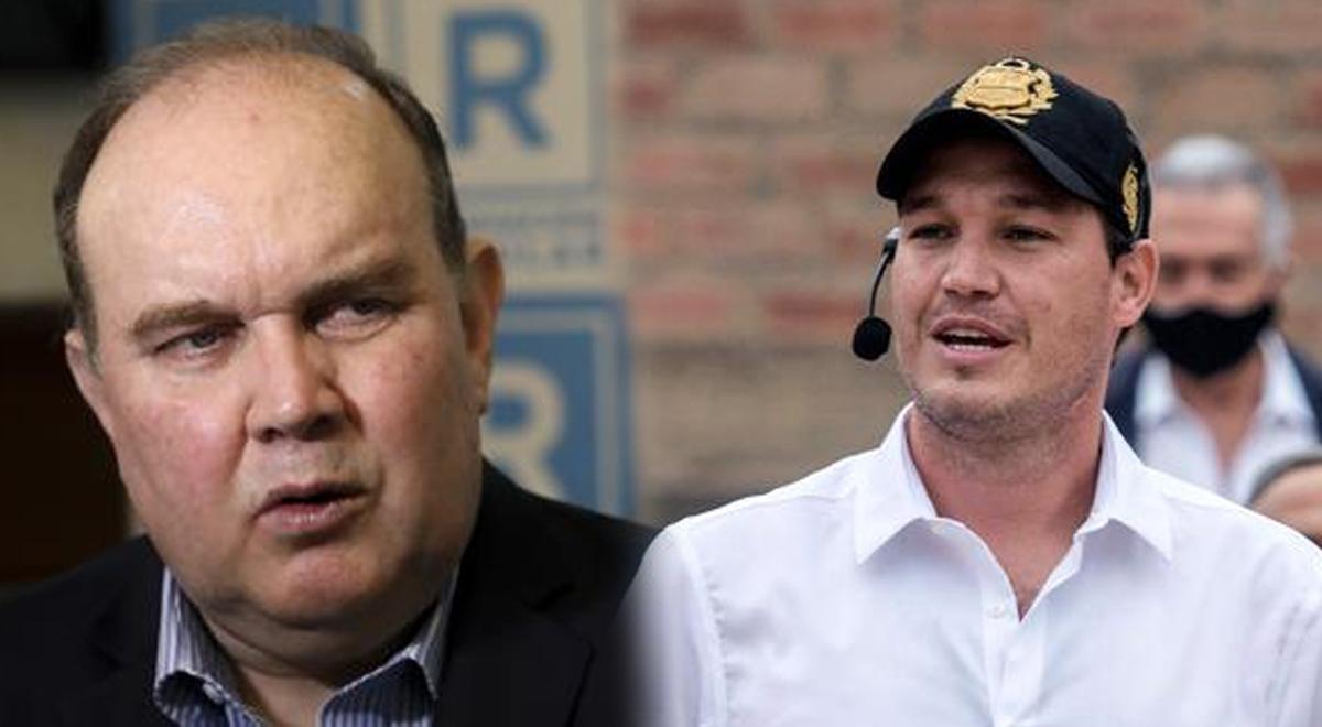 JNE resuelve que candidatos presidenciales Forsyth y López Aliaga sigan en carrera electoral
