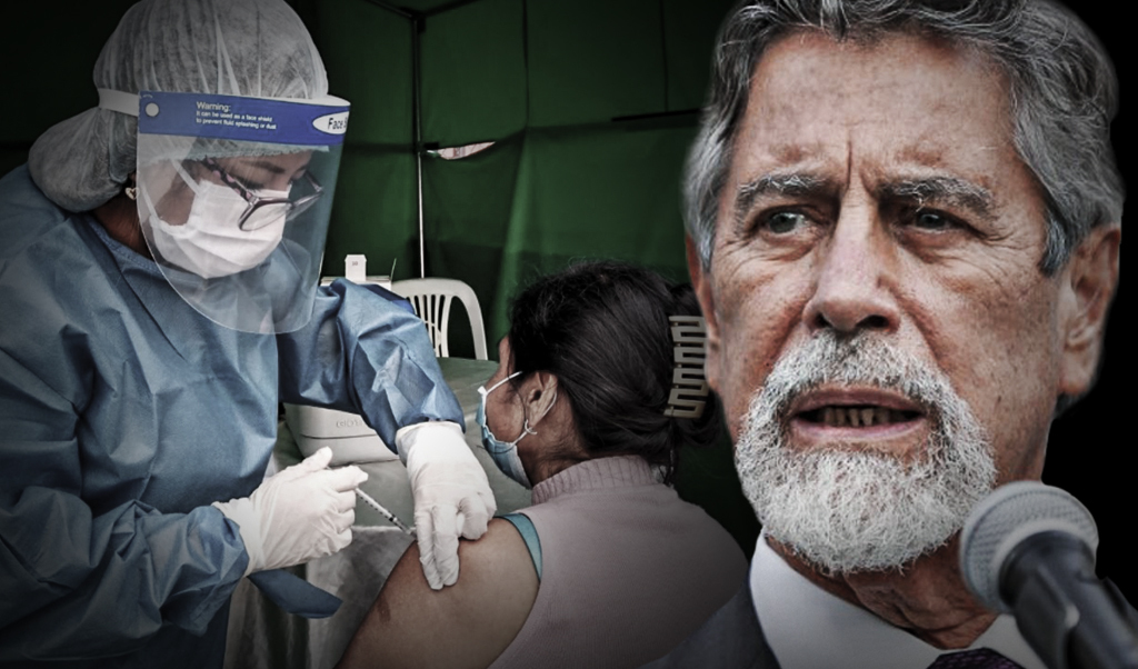 Francisco Sagasti: 117 mil dosis de Pfizer llegarán el próximo miércoles 10 de marzo