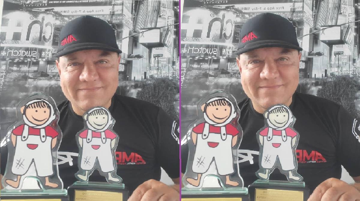 Mauricio Diez Canseco recibe reconocimiento  de Niños de Aniquem y pide más apoyo
