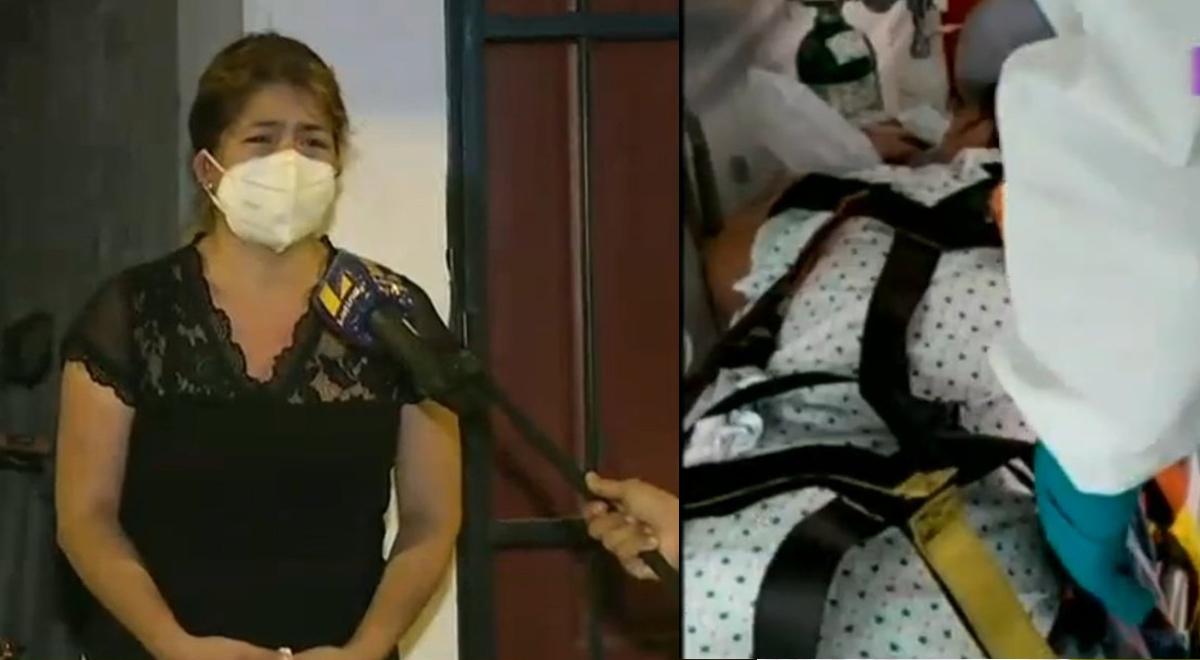 Coronavirus: falleció madre de mujer que hipotecó su casa para comprar tanque de oxígeno