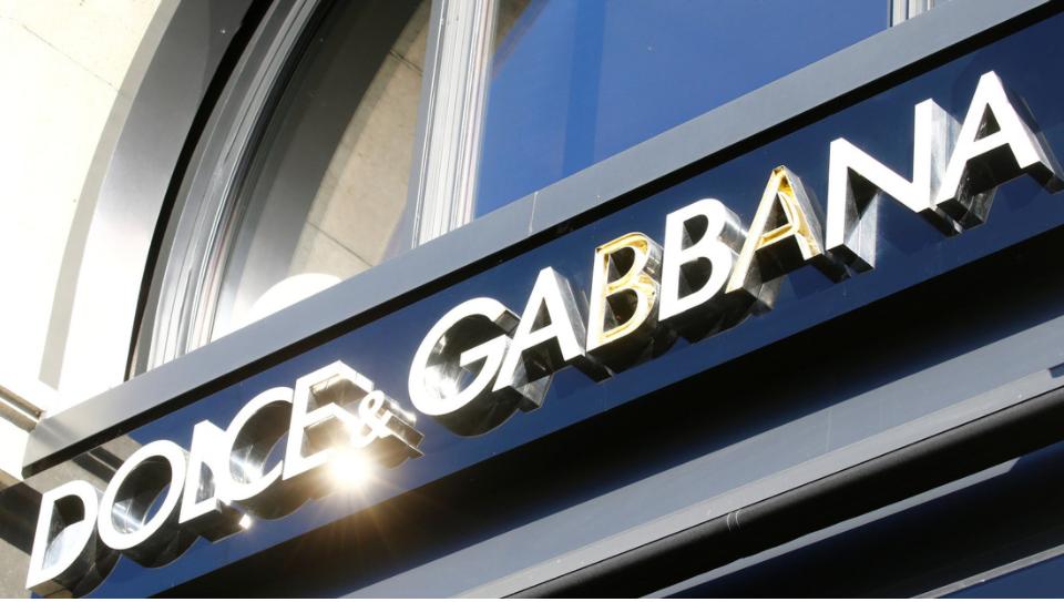 Dolce & Gabbana demanda a blogueros estadounidenses por 600 millones de dólares