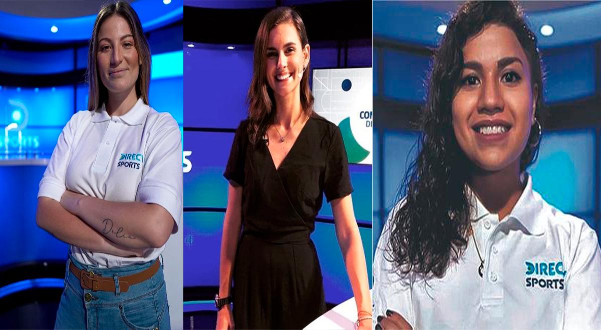 Camila Zapata, Talía Azcárate, Rosa María Muñoz: mujeres revolucionando el periodismo deportivo