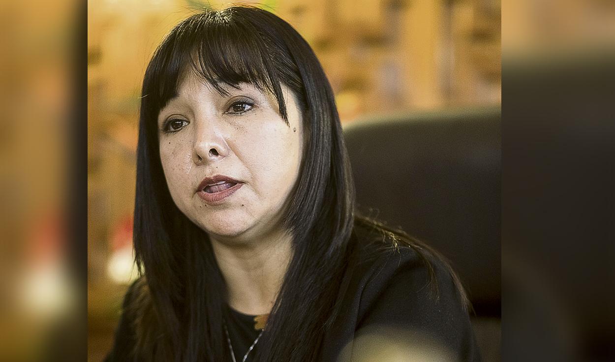 """Mirtha Vásquez a Cecilia García: """"No vamos a permitir agresiones entre nosotras"""""""