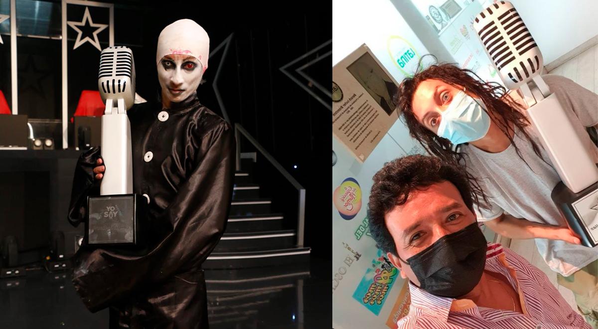 """'Marilyn Manson' tras ganar Yo soy Grandes batallas: """"Gracias por el apoyo"""""""