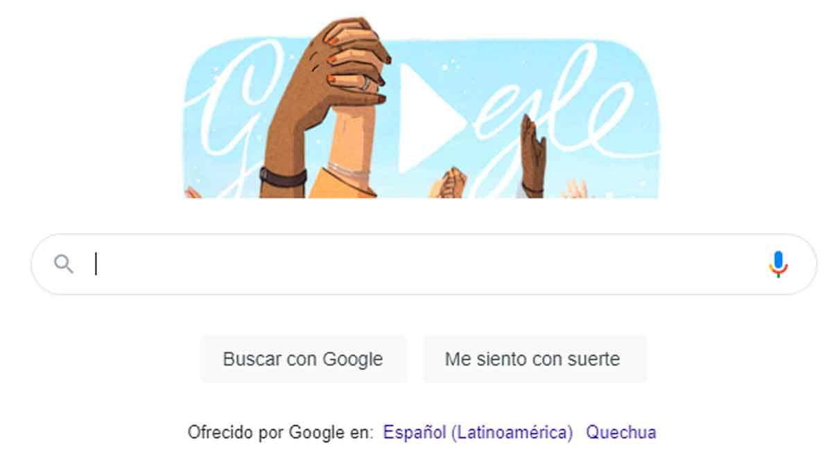 Día Internacional de la Mujer: Google realiza impresionante doodle por el 8 de marzo [VIDEO]