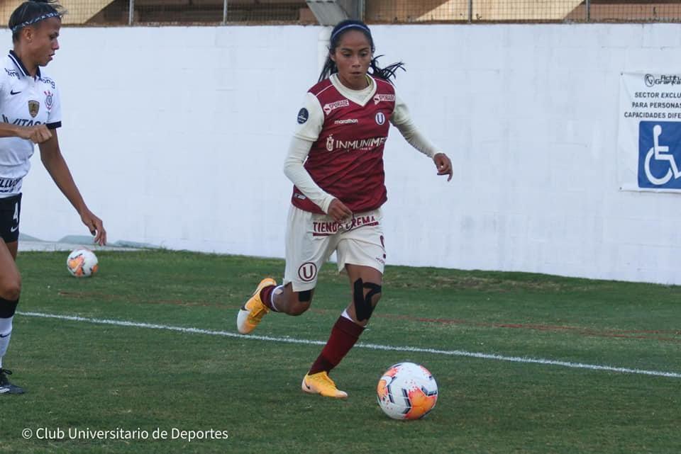 Fútbol femenino: Universitario fue goleado 8-0 por Corinthians