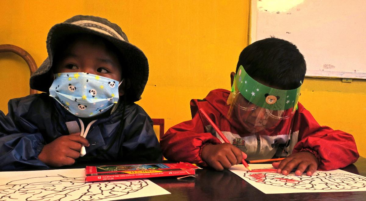 Más de 17 mil colegios rurales podrían reanudar sus clases presenciales el 19 de abril, según la Minedu