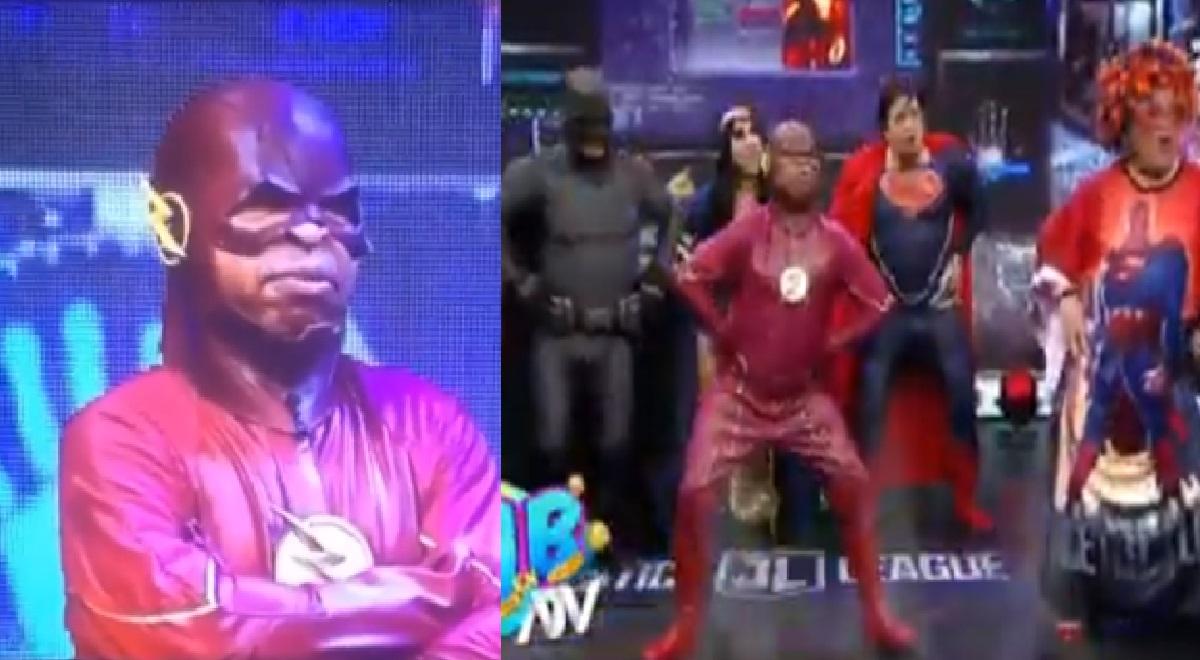 JB en ATV: 'Flash' pone a bailar a todos al ritmo de festejo del Zambo Cavero [VIDEO]