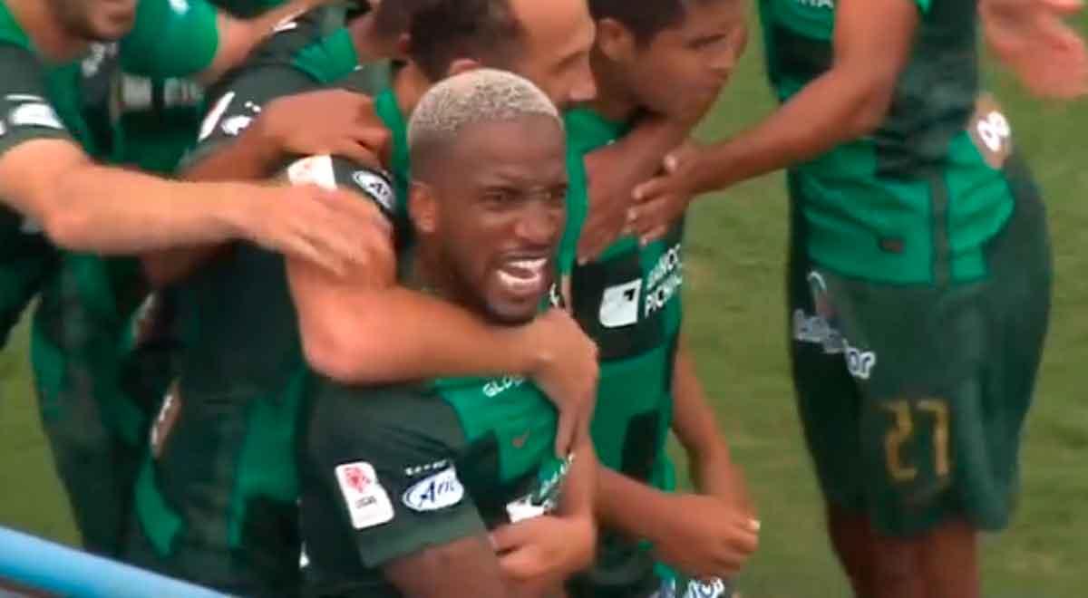 """Jefferson Farfán se quitó la bronca tras ser figura de Alianza Lima: """"¡Gol carajo, gol, para ti"""""""