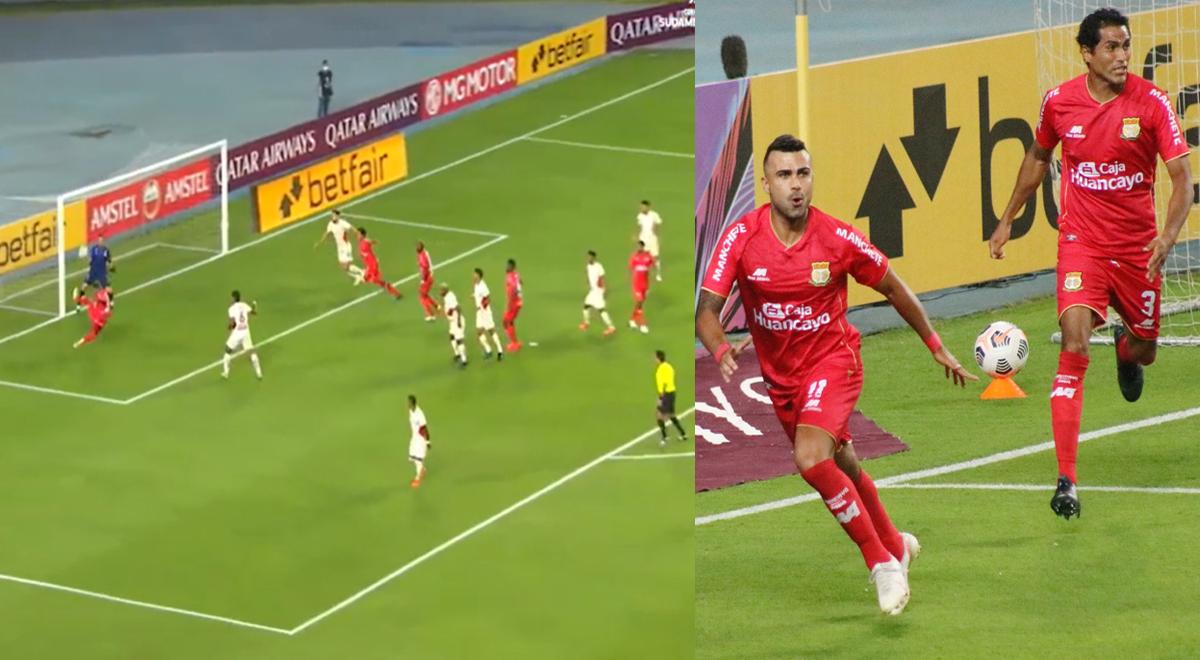 ¡Huancayo de fiesta! El 'Rojo Matador' avanzó a fase de grupos de la Sudamericana con estos golazos [VIDEO]