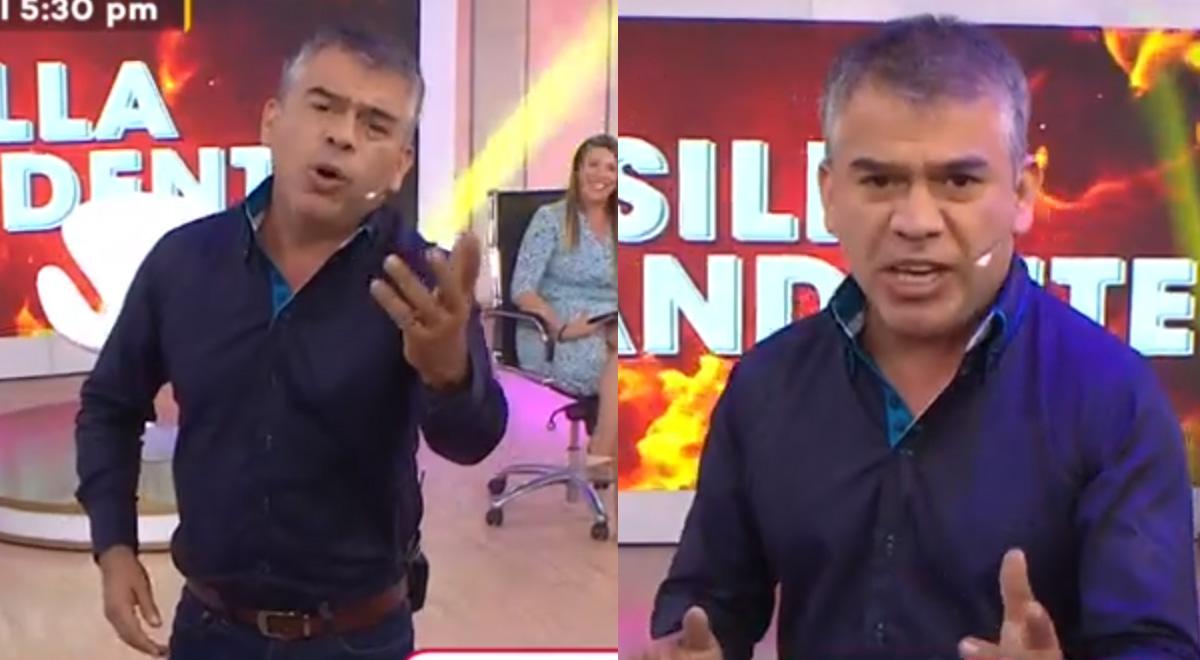 Julio Guzmán canta 'Bésame' en vivo y su voz sorprende a conductoras de MAM [VIDEO]