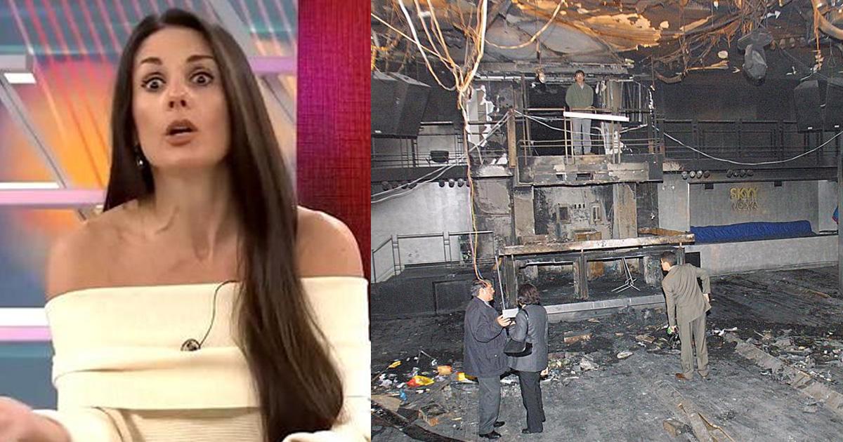 Rebeca Escribens revela que estuvo a punto de entrar a Utopía el día de la tragedia [VIDEO]