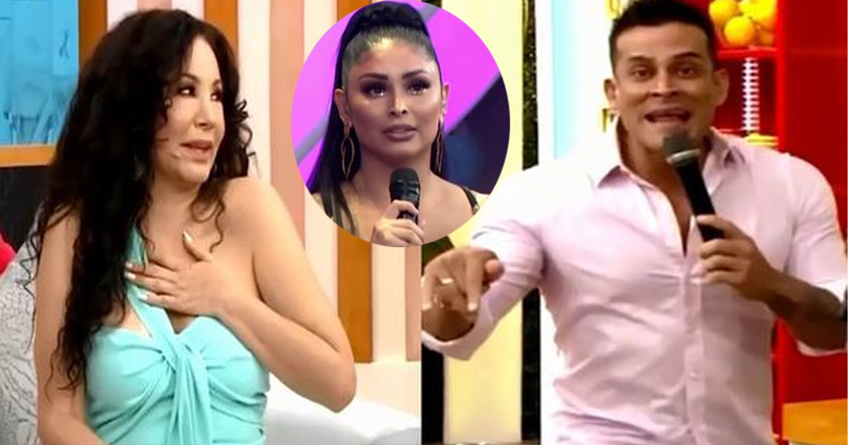 "Christian Domínguez a Janet Barboza por Pamela Franco: ""La ignorancia es atrevida"""