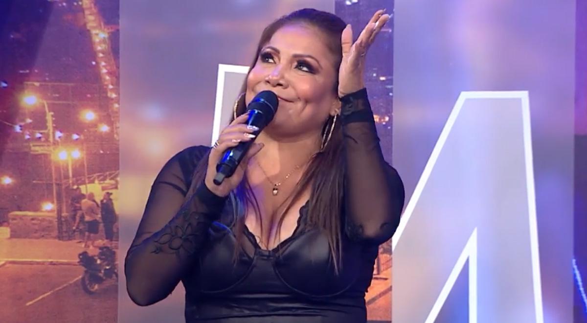 Marisol se quiebra al hablar sobre la difícil situación que atraviesan sus músicos