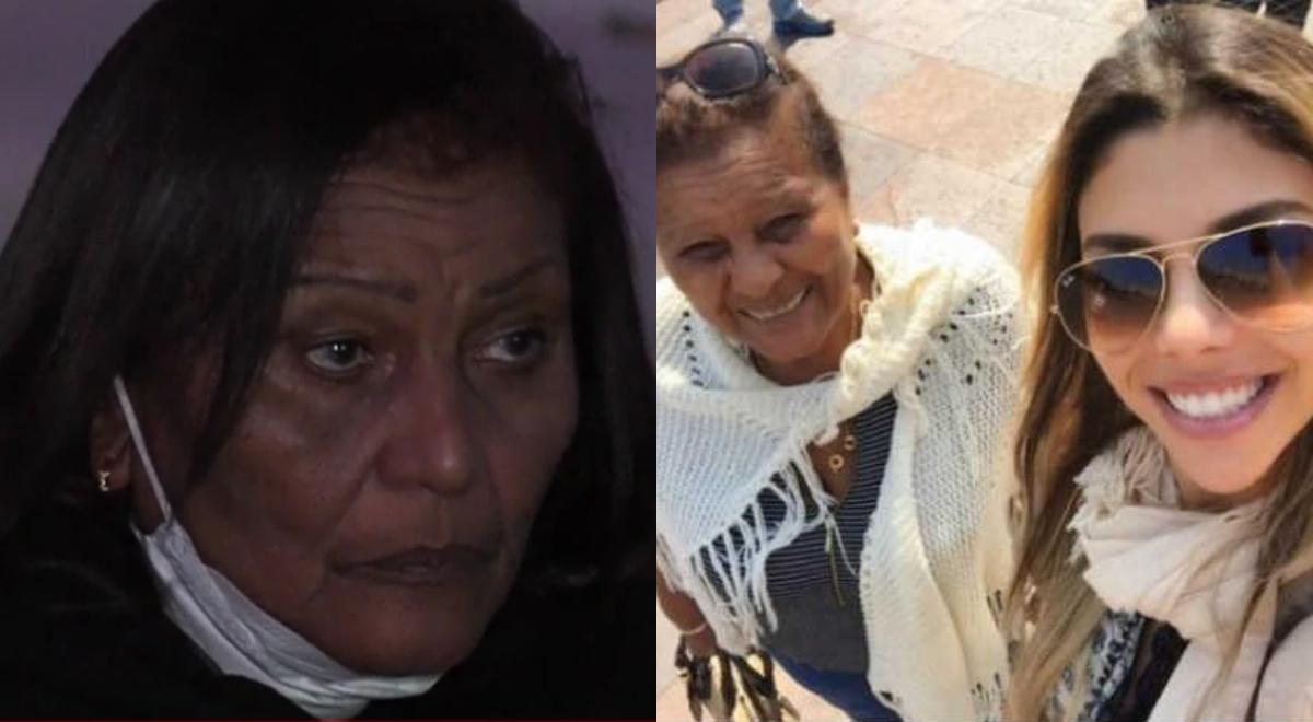 Doña Peta revela que se vacunó contra la COVID-19 en Miami junto a Alondra García Miró