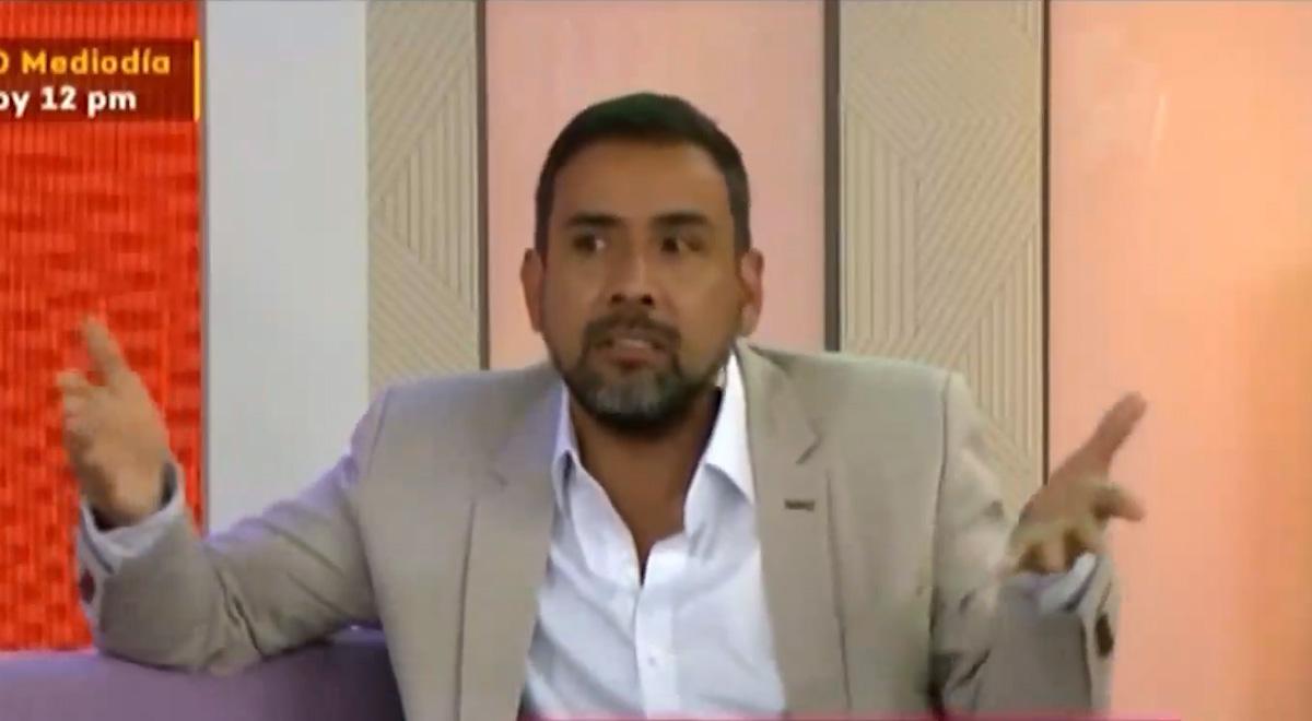 """Martín Arredondo y su confesión sobre separación con su esposa: """"Solo dormí y cuidé a mis hijos"""""""