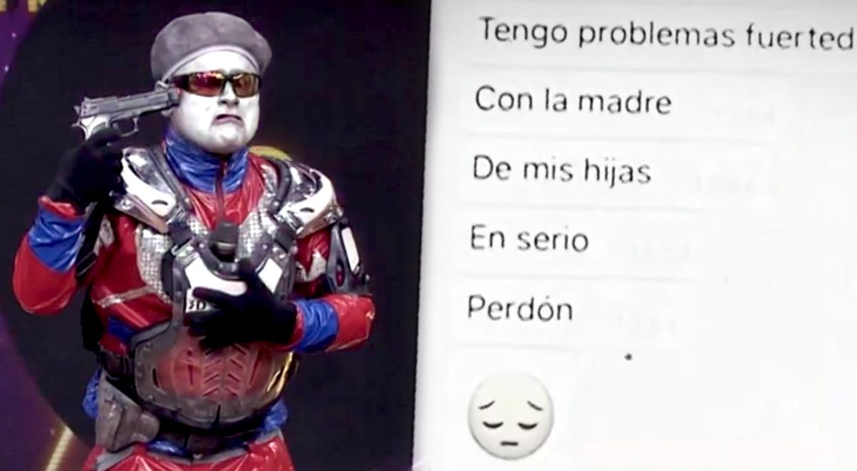 """Robotín se va del concurso de baile de América Hoy: """"Tengo problemas fuertes con la madre de mis hijas"""""""