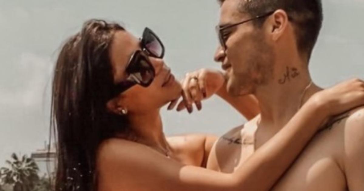 Melissa Paredes comparte divertido Tik Tok con Rodrigo Cuba por el Día del Padre [VIDEO]