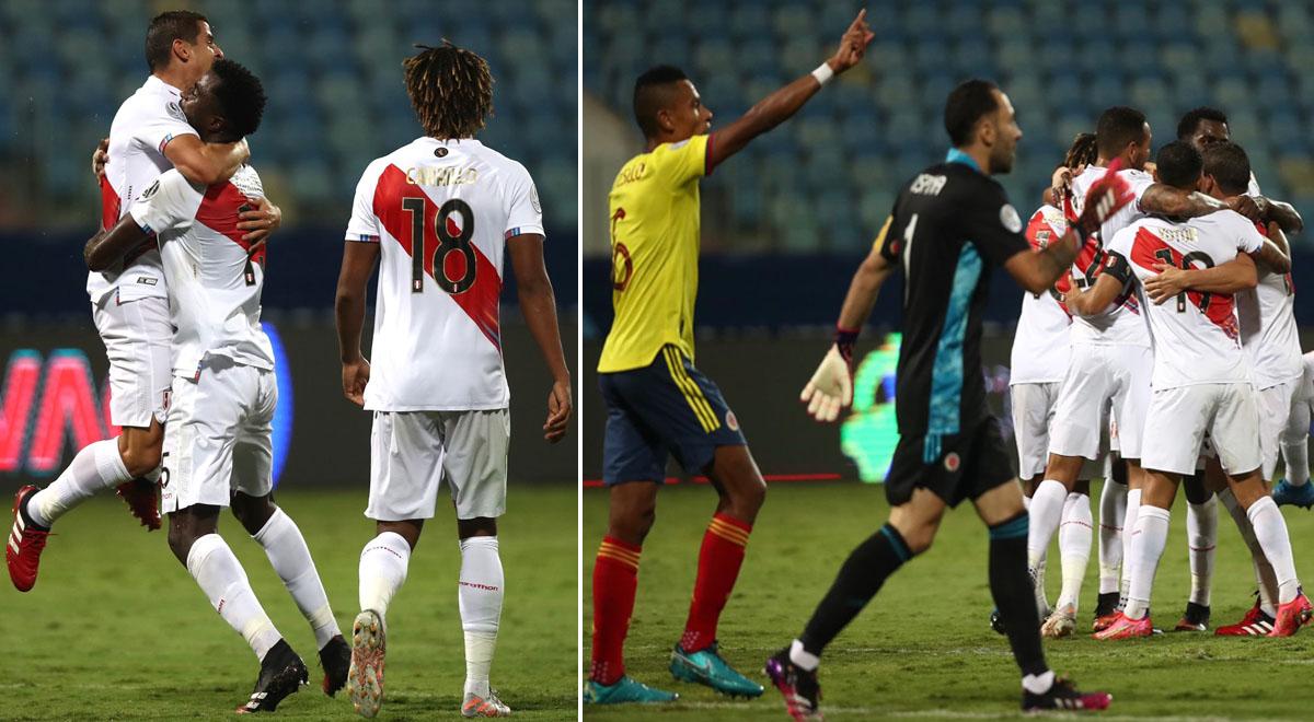 Copa América 2021: revive el autogol de Yerry Mina en el Perú vs. Colombia