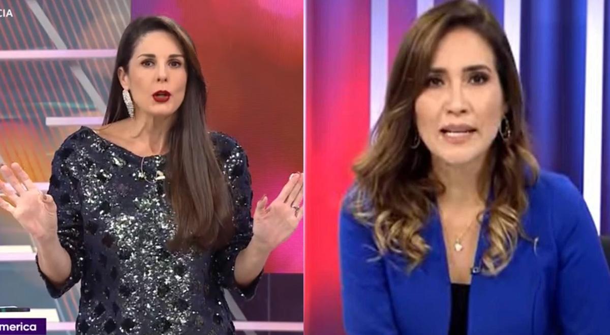 """Rebeca Escribens abandonaría su programa si hay temblor: """"Yo no soy Alvina Ruíz"""""""