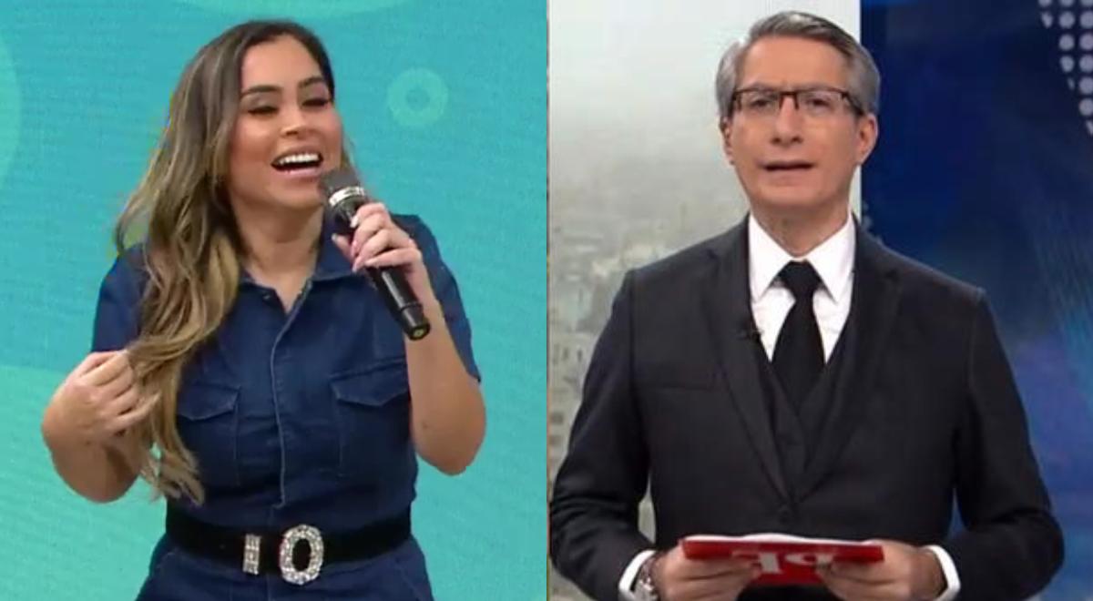 """Ethel Pozo se emociona tras regreso de Federico Salazar a TV: """"Quisiera abrazarte"""""""