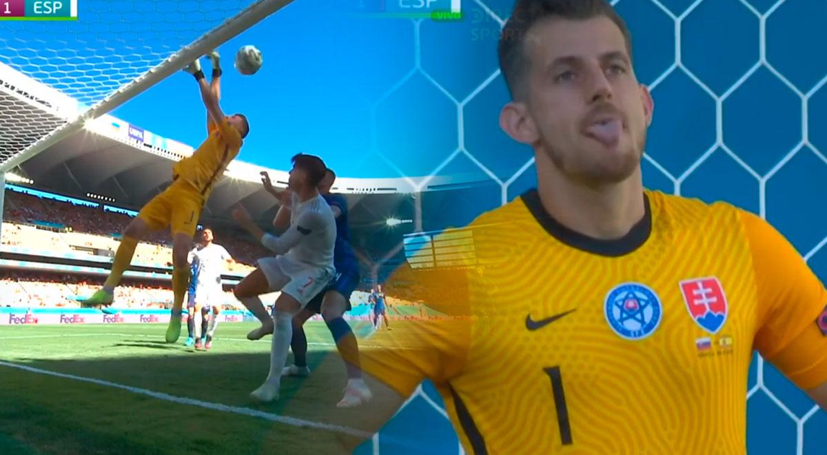 ¿Qué hiciste, Dúbravka? Arquero de Eslovaquia anota un autogol que es tendencia en la EURO 2020