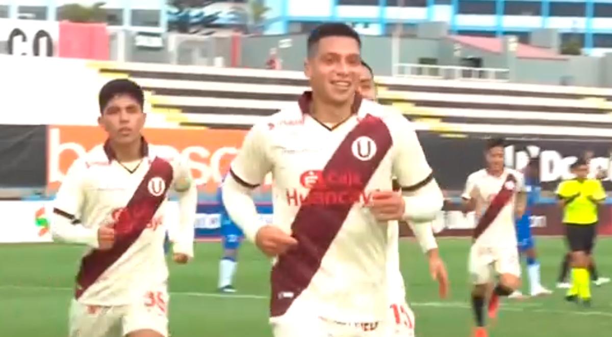¿La Franja llegó para quedarse? Universitario gana 1-0 a A. Atlético con golazo de Gerson Barreto