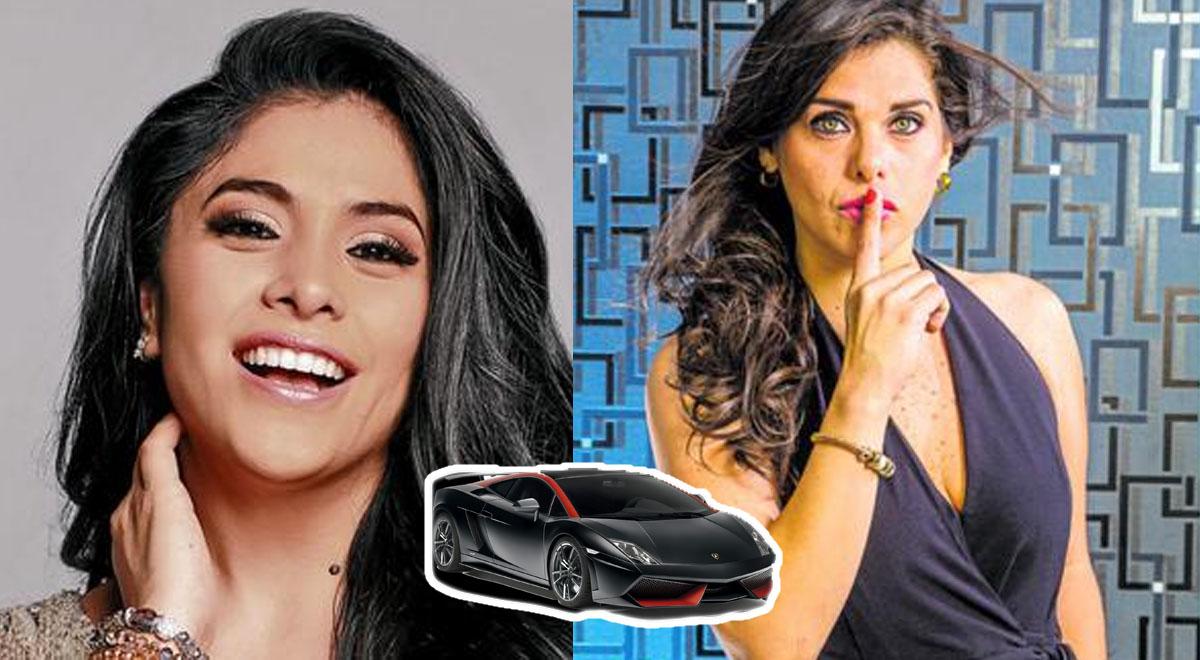 """Maricarmen Marín 'trolea' a Giovanna Valcárcel: """"Si te alquilas un carro no creo que cualquiera crea que es tuyo"""" [VIDEO]"""