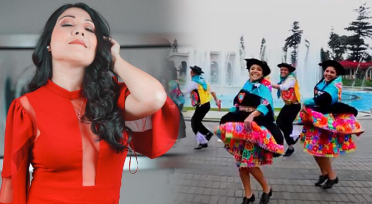 Tula Rodríguez sorprende las redes y baila un 'huaynito' por Fiestas Patrias [VIDEO]