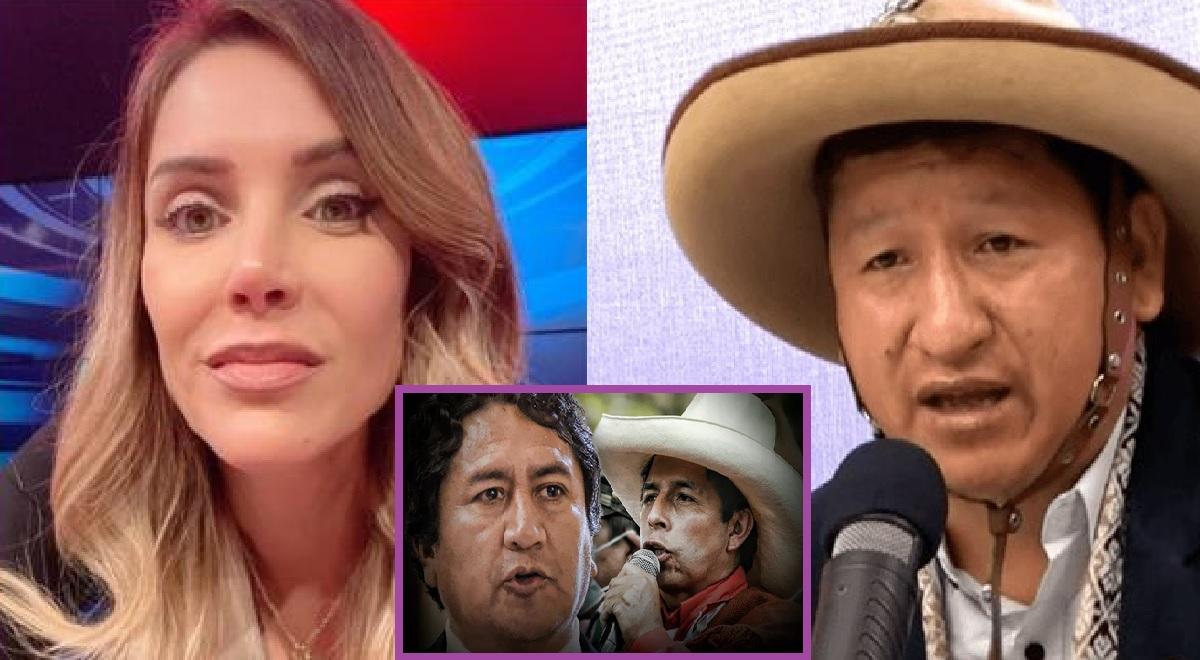 "Juliana Oxenford tildó a Guido Bellido de ""misógino"" y ""machista"" [VIDEO]"