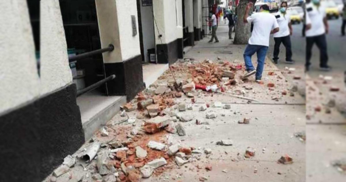 Temblor en Piura: pánico porque no hay luz ni internet tras fuerte sismo en Sullana