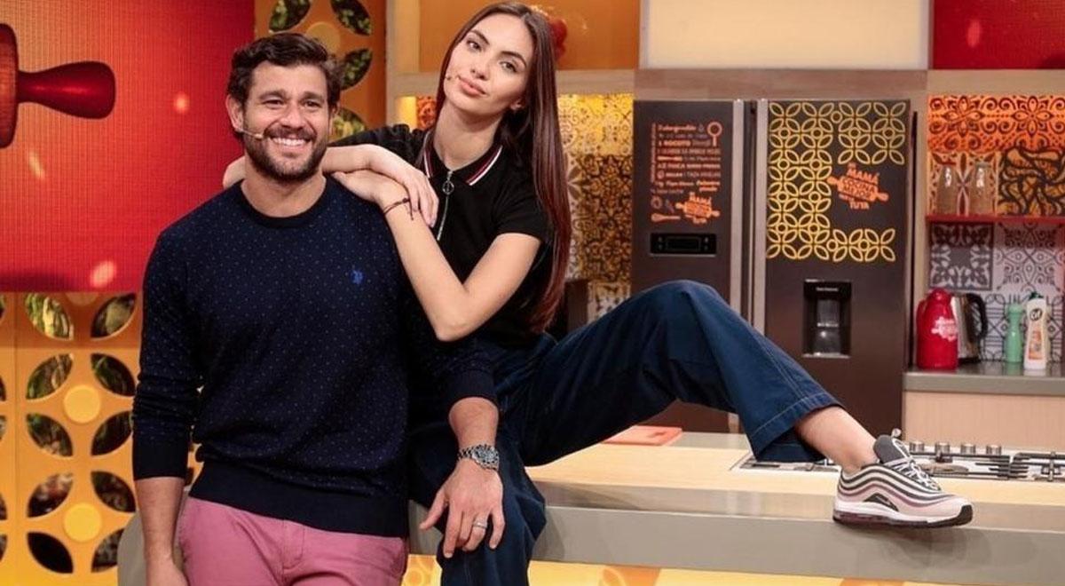 """Yaco Eskenazi revela cómo es su relación con Natalie Vértiz: """"Me ha hecho varias escenas de celos"""" [VIDEO]"""