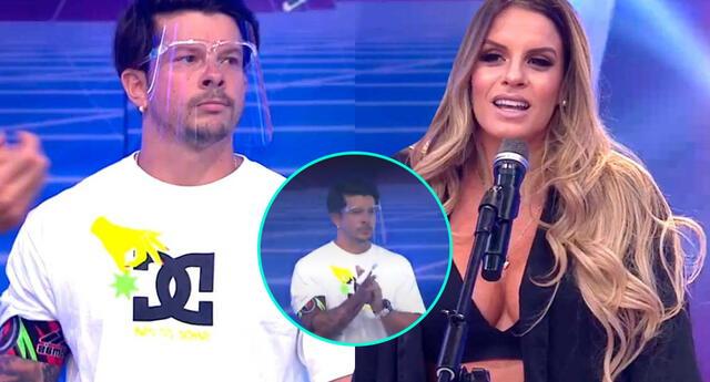 """Mario Hart sobre si hay amistad con Alejandra Baigorria: """"Solo hay una relación laboral"""" [VIDEO]"""
