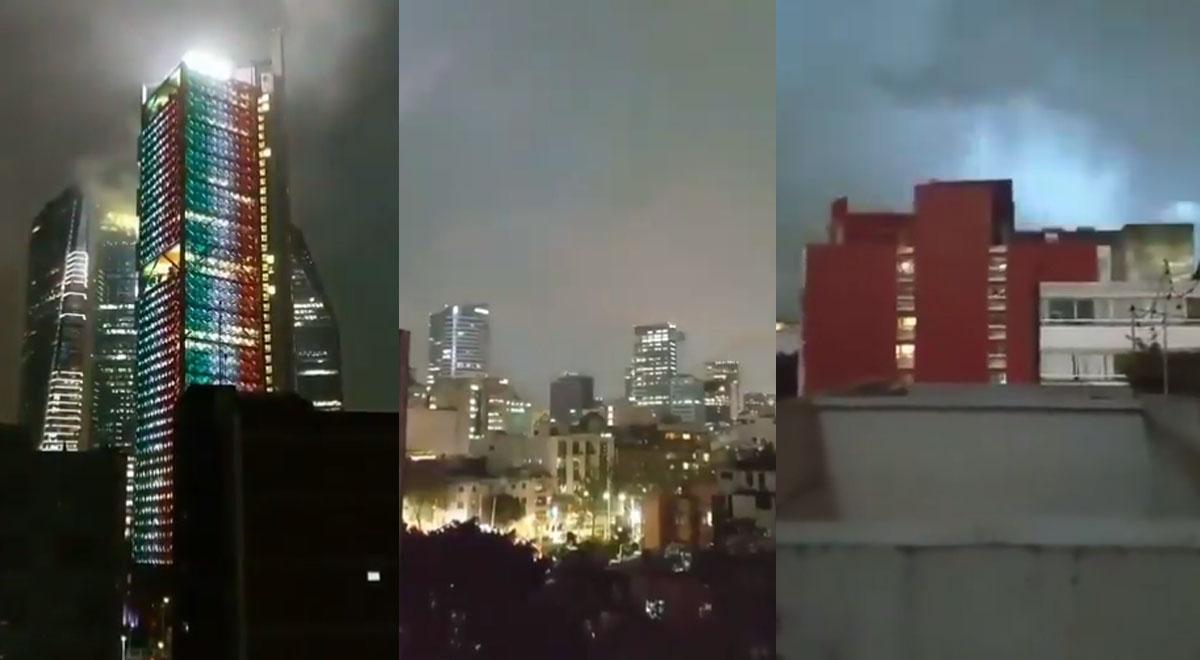 Sismo de 7.1 en México activó el sistema de alerta instalado en toda la capital para evacuar [VIDEO]