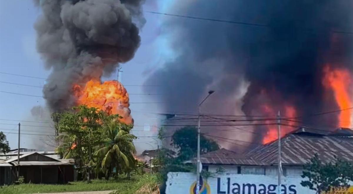 Incendio en Pucallpa: brindan ayuda social a personas afectadas