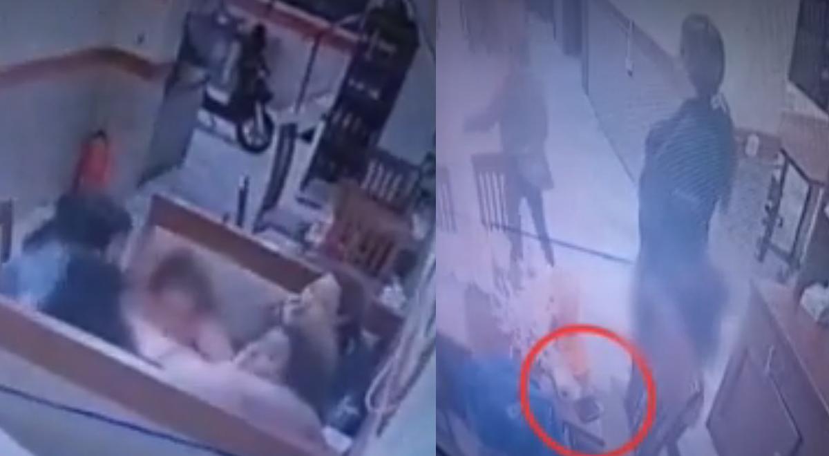 Callao: Captan a mujeres utilizando a niños para robar en locales comerciales [VIDEO]