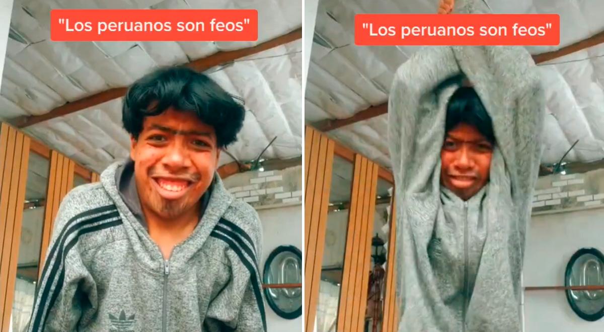 Peruano sorprende a miles con su increíble transformación en reto viral de TikTok [VIDEO]